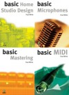 Studio Recording Basics Pack B - Paul White