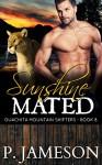 Sunshine Mated (Ouachita Mountain Shifters Book 8) - P. Jameson