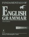 Fundamentals of English Grammar: With Answer Key - Betty Schrampfer Azar
