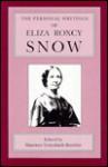 The Personal Writings Of Eliza Roxcy Snow - Eliza Roxcy Snow, Maureen Ursenbach Beecher