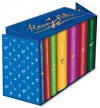 Harry Potter Signature Hardback Boxed Set - J.K. Rowling