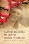 De lijst van meneer Rosenblum - Natasha Solomons, Elvira Veenings