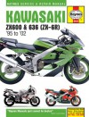 Kawasaki ZX-6R Service and Repair Manual (Haynes Service & Repair Manuals) - Matthew Coombs