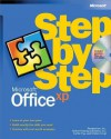 Microsoft(r) Office XP Step by Step - Perspection Inc., Online Training Solutions, Curtis Frye, Kristen Crupi