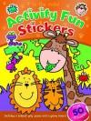 In the Wild Activity Fun Stickers - Brenda Apsley, Julie Clough
