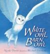 White Owl, Barn Owl - Nicola Davies, Michael Foreman