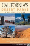 California's Desert Parks: A Day Hiker's Guide - John McKinney