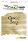 Cradle Song - Isaac Watts, Carol Barnett