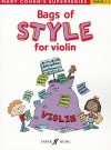 Bags of Style for Violin: Grade 2-3 - Mary Cohen