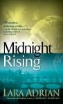 Midnight Rising (Midnight Breed Series, Book 4) - Lara Adrian