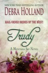 Trudy (Mail-Order Brides of the West #1) - Debra Holland