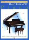 Alfred's Basic Piano Library Piano Course, Theory Book Level 5 - Willard A. Palmer, Morton Manus, Amanda Lethco