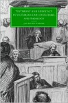 Testimony and Advocacy in Victorian Law, Literature, and Theology - Jan-Melissa Schramm