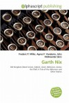 Garth Nix - Frederic P. Miller, Agnes F. Vandome, John McBrewster
