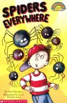 Spiders Everywhere (Hello Reader, Level 1) - Gail Herman, Jerry Zimmerman