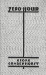 Zero Hour - Georg Grabenhorst Georg, Georg Grabenhorst