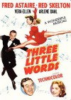 Three Little Words - Richard Thorpe, Fred Astaire, Red Skelton