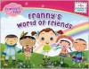 Franny's World of Friends [With Stickers and Postcards] - Sierra Harimann