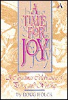 A Time for Joy: Christmas Choral Music Book - Doug Holck