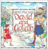 David and Goliath - Heather Amery, Maria Wheatley, Norman Young