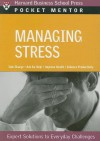 Managing Stress: Expert Solutions to Everyday Challenges - Harvard Business School Press, Harvard Business School Press