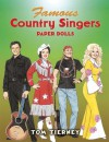 Famous Country Singers Paper Dolls - Tom Tierney