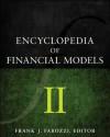 Encyclopedia of Financial Models, Volume II - Frank J. Fabozzi