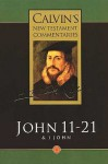 Gospel According to St John 11-21: The First Epistle of John (Calvin's New Testament Commentary, Vol 5) - John Calvin, David W. Torrance, Thomas Henry Louis Parker