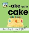 Ake as in Cake - Carey Molter