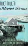 Selected poems - Alden Nowlan, Patrick Lane, Lorna Crozier