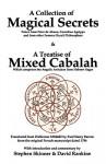 A Collection of Magical Secrets & a Treatise of Mixed Cabalah - Paul Harry Barron, Stephen Skinner, David Rankine