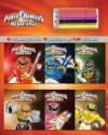 Power Rangers Coloring Book and Pencil Set - Parragon Books