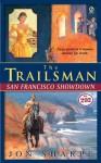 San Francisco Showdown (The Trailsman #292) - Jon Sharpe