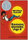 Ramona Quimby, Age 8 - Beverly Cleary, Alan Tiegreen