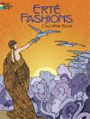 Erte Fashions Coloring Book (Dover Pictorial Archives) - Marty Noble, Erté