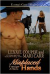 Misplaced Hands - Mari Carr, Lexxie Couper