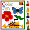 Tab Board Books: Color Fun - Jane Burton