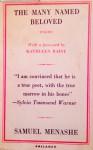 The Many Named Beloved - Samuel Menashe