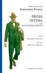Prosa Íntima e de Autoconhecimento - Fernando Pessoa, Richard Zenith, Manuela Rocha