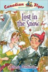 Lost In The Snow: Canadian Flyer Adventures #10 - Frieda Wishinsky, Dean Griffiths