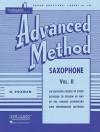 Rubank Advanced Method: Saxophone, Vol. II - William Gowe