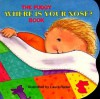 The Pudgy Where Is Your Nose? Book - Laura Rader