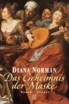 Das Geheimnis der Maske - Diana Norman, Edith Walter