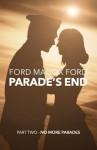 No More Parades - Ford Madox Ford