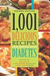 1,001 Delicious Recipes for People with Diabetes - C.D.E. Linda Eugene R.D., Sue Spitler, R.D. Linda R. Yoakam