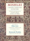Mishlei: A Modern Commentary on Proverbs (Modern Commentary On) (Modern Commentary On) - Leonard S. Kravitz, Kerry M. Olitzky