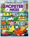 Monster Mazes - Jenny Tyler