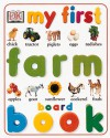 My First Farm Board Book - Anne Millard
