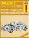 Jaguar Mk.1 and 2, 240 & 340 Owner's Workshop Manual (Classic Reprint Series: Owner's Workshop Manual) - John Harold Haynes