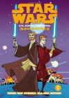 Clone Wars Adventures, Vol. 1 (Star Wars) - Haden Blackman, Ben Caldwell, Matt Fillbach, Shawn Fillbach